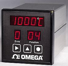 Regolatori di temperatura ¼ DIN a 6 zone con RS-232 e software di configurazione gratuito. | Serie CN616