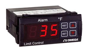 Regolatore di limite con segnalatore acustico. | Serie CN700