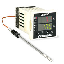 1/16 DIN CN8501 Temperature/Process Controllers | CN8501 and CN8502