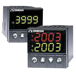 Regolatori / Dispositivi di controllo PID di temperatura/ di processo e di deformazioni a 1⁄16 DIN. | Serie CNi16