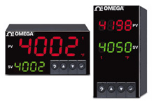 Regolatori / Dispositivi di controllo PID a doppio display di temperatura/di processo e di deformazione e ⅛ DIN. | Serie CNi8D