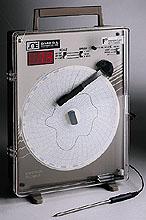 Registratore grafico circolare di temperature con ingresso a termocoppia di tipo J. | Serie CT87