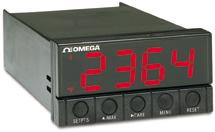 Misuratore da pannello di termocoppia con display grande a 3 colori. | Serie DP25B