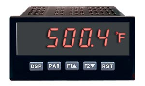 Economical Panel Temperature Meters   DP63500-T