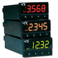 Misuratori da pannello 1/32 DIN di temperatura/processo della i-Series. | DPi32