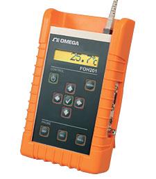 Handheld Fiber Optic Meter | FOH201