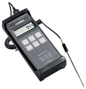 Termometro digitale per termocoppie, modelli a singolo o doppio ingresso. | Serie HH-20A