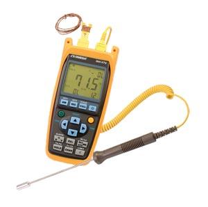Termometro con registrazione di  dati portatile a 4 canali con interfaccia USB. | HH147U
