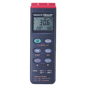 termometro registratore di dati con interfacce USB e RS232 | HH306A