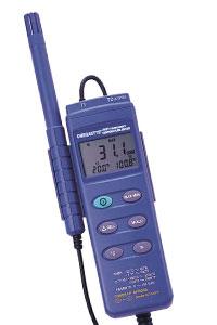Misuratore di temperatura e di umidità. | HH311