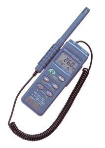 Misuratore di temperatura/umidità portatile con registrazione dati ed interfacce USB e RS232. | HH314A