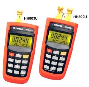 Termometri a termocoppia  wireless ad elevata precisione | Serie HH802