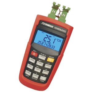 Termometri/registratori di dati wireless. | Serie HH806