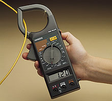 DMM Thermometer With AC Clamp  | HHM59