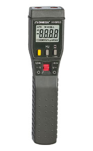Stick Type DMM/Thermometer, Easy to Hold, Lightweight | HHM60 Series