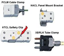 Accessori per connettori standard per temperature estremamente alte | Accessori per connettori in ceramica ed a tre spinotti