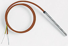 Low Cost Hollow Tube Thermocouple Probe | HTTC36-(*) Series