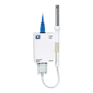 Temperature and Humidity Virtual Chart Recorder | iTHX-W3