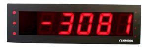 Misuratore con display extra-grande per ingressi di temperatura e processo. | LDP63100