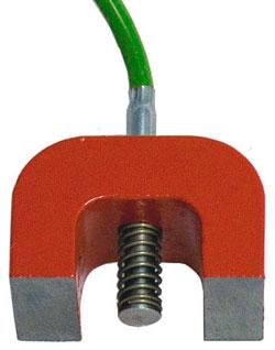 Termocoppia ad attacco magnetico. | Serie U-MAGNET