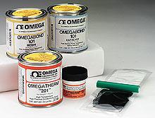 Resine epossidiche e paste termicamente conduttive. |