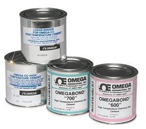 Cementi a indurimento chimico OMEGABOND per alte temperature. | OMEGABOND ALTE TEMP.