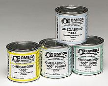 cementi per alte temperature, Modelli, OB-300, OB-400, OB-500,  | OMEGABOND™ Serie di cementi per alte temperature