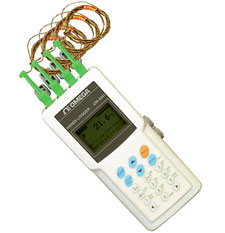 thermocouple indicator and logger | OM-2041