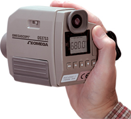 Two-Colour Handheld Infrared Pyrometers | OS3753