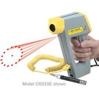 Termometri portatili ad infrarossi di alta qualità. | Serie OS530E