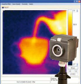 Camera ad immagini termiche. | OSXL-101
