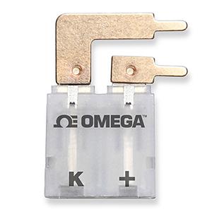Connettori per termocoppia da circuito stampato. |