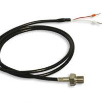 Sensore RTD ad attacco filettato per tubazioni. |