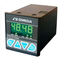 Programmable Timer 1/16 DIN - Discontinued | PTC-12