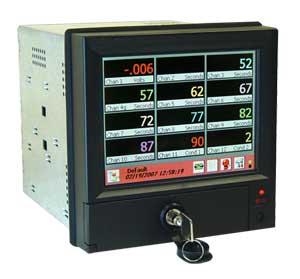 Sistema di Acquisizione Dati Senza Carta Collegabile in Rete | RD8300 Series