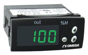 Controller on/off di umidità relativa. | Serie RHCN-7000