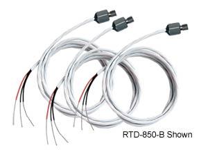 Sensori RTD per usi industriali generici (Classe B). In pratica confezione da 3 pezzi. |