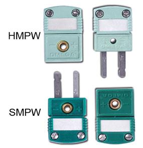 Connettori miniatura più diffusi. | Serie HMPW e SMPW.