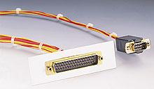 Connettori tipo D-sub, modello a basso costo da crimpare. | Serie SM confezione da 5.