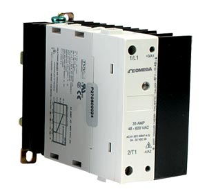DIN Rail Mount Solid State Relays | SSRDIN Series