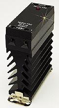 Relè a stato solido mono e trifase con montaggio su barra DIN. | Serie SSRDIN