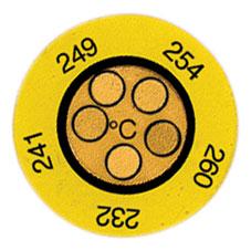 Etichette di temperatura reversibili  | TL-C5 Series