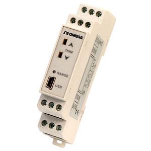 trasmettitore universale per guida DIN. | Serie TXDIN1600